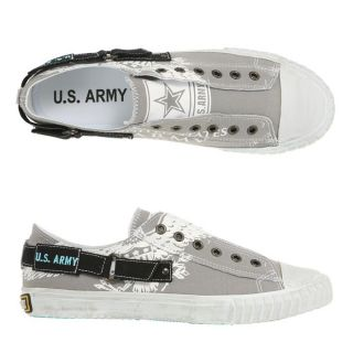 US ARMY Baskets Veteran Homme Gris   Achat / Vente BASKET MODE US ARMY