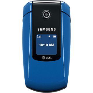 Samsung A167 Blue Checker GSM Unlocked Cell Phone