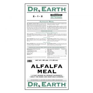 Dr Earth Alfalfa Meal