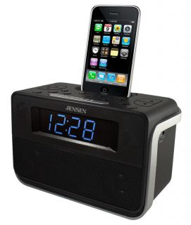 Jensen JiMS 198i Clock Radio