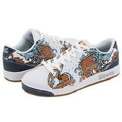 Unltd by Marc Ecko Dragon White/Navy/Orange