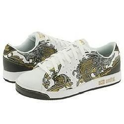 Unltd by Marc Ecko Dragon White/Black/Gold