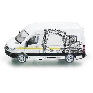 SIKU   Fourgonnette Mercedes Sprinter Transporter_x000Dx000D_Entrez