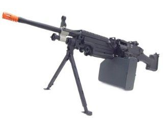 Echo 1 Model 249 MKII MK2 Machine Gun airsoft gun Sports