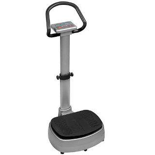 Vibrating Body Fitness Machine: Sports & Outdoors