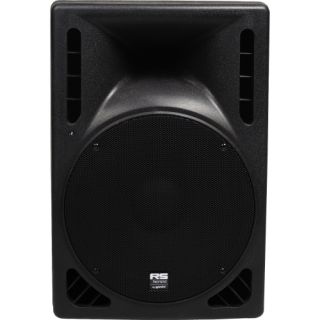 gemini RS 312 200 W RMS/800 W PMPO Speaker   2 way   Black