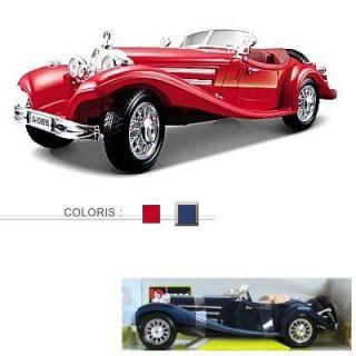 MODELE REDUIT MAQUETTE Modèle réduit   Mercede Benz 500K roadster