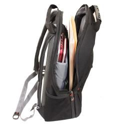 Wenger SwissGear The Spark Black Laptop Backpack 16 inch
