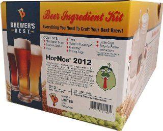 Brewers Best HopNog 2012 Beer Ingredient Kit Grocery