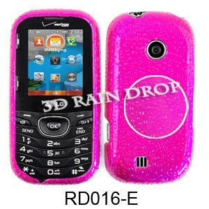 CELL PHONE CASE COVER FOR LG COSMOS 2 UN251 RAIN DROP HOT