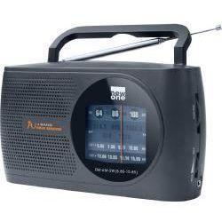 NEW ONE   Radio R209   ModèleTuner analogiqueGamme dondes FM