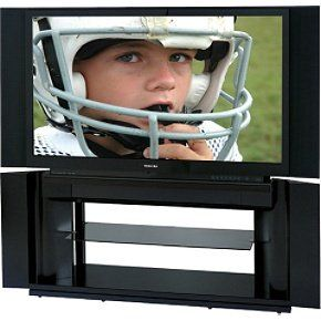 Toshiba 62HMX95 62 Inch Cinema Series DLP Rear Projection
