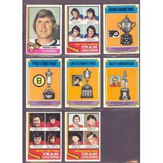 1974 Topps #243 Masterton Trophy Henri Richard (NM/MT