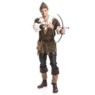 Kostümplanet® Robin Hood Kostüm, Kostüm Robin Hood Herren Robin