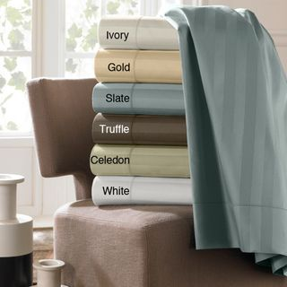 Rayon from Bamboo/Organic Cotton 400 Thread Count King size Sheet Set