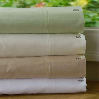 400 Thread Count Dot Sheet Set with BONUS Pillowcase Set
