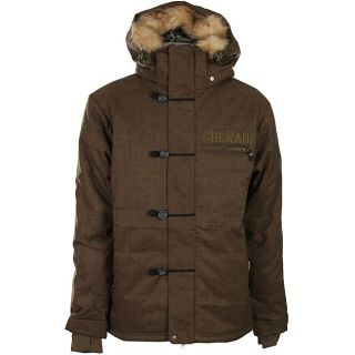 Grenade Mens Cold War Snowboard Jacket