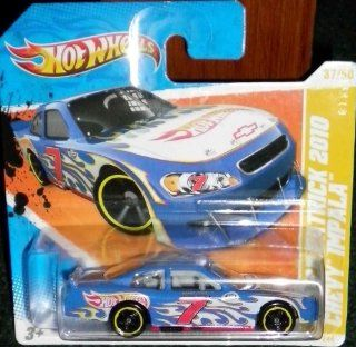 HOT WHEELS 2011 HW PREMIERE 37/244 #7 DANICA PATRICK 2010