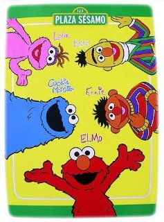 Sesame Street Elmo   Large 6ft x 4ft AREA RUG   Kids Room