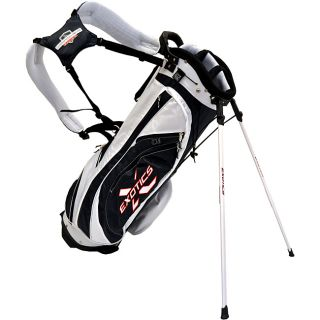 Tour Edge Exotics Xtreme Navy/ White Stand Golf Bag Today $95.99