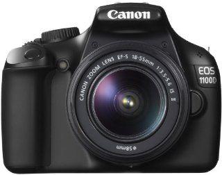 Canon EOS 1100D SLR Digitalkamera 2,7 Zoll Kit inkl.