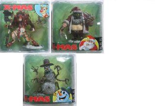 McFarlane Monsters Series 5 Twisted Christmas: Set of 6