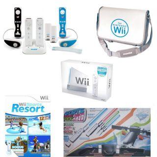 Nintendo Wii Sports Resort Bundle