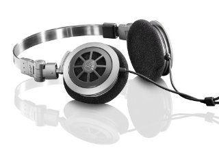 AKG Acoustics K 412 P Kopfhörer silber Elektronik