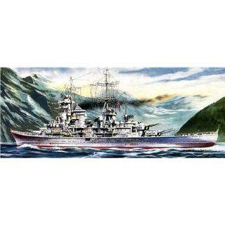 Revell Modellbausaz 05050   Kreuzer Prinz Eugen im Maßsab 1720