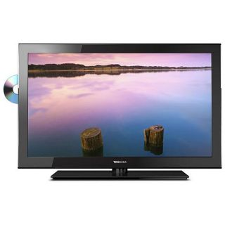 Toshiba 32SLV411U 32 inch 720P 60Hz LED TV/ DVD Combo (Refurbished