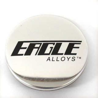 Eagle Alloys Wheel Center Cap 75mm Chrome # 139 Automotive