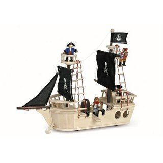 The Toy Company 31424   BEEBOO Piratenschiff Spielzeug