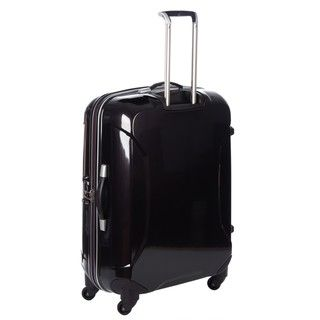 Brics Pininfarina Ruby Black 30 inch Hardside Spinner Upright