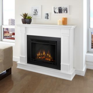 G8600E W Silverton Electric Fireplace by Real Flame Today: $519.99 4.7