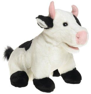 Margy Moo Cow Puppet w/ sound: Toys & Games
