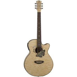 Fauna Butterfly Acoustic/ Electric Guitar Today $413.99