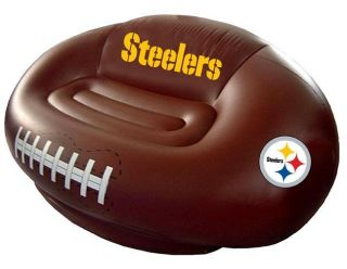 Pittsburgh Steelers Inflatable Sofa