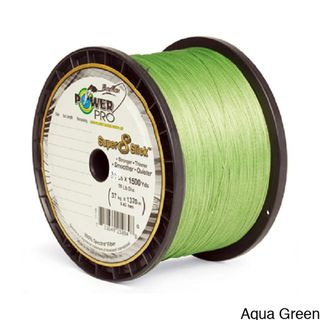 Power Pro Super 8 Slick Braid 15 pound 1500 yard Fishing Line