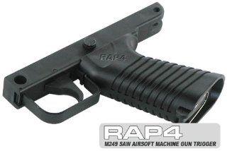 M249 SAW Airsoft Machine Gun Trigger   airsoft gun Sports