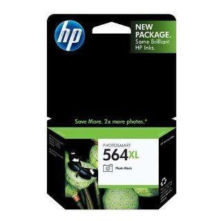 HP 564XL (CB322WN, CB322WN#140) Photo Black OEM Genuine