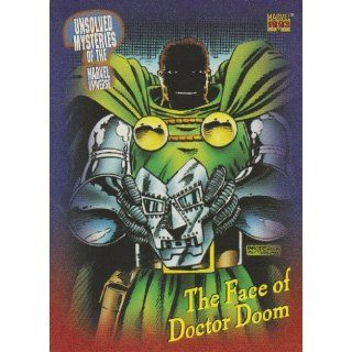 The Face of Doctor Doom #141 (Marvel Universe Series 4 Trading Card