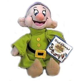 Disney Snow White & the Seven Dwarfs 32 Jumbo Dopey Plush