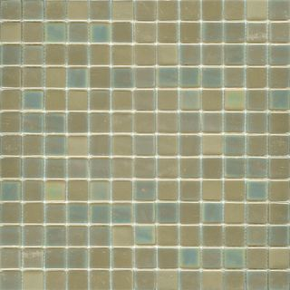 Viridian Pearl Mint 1 in. Recycled Glass Tiles (pack of 15