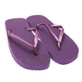 Damen Schlichte Sommer/Strand Flip Flops Schuhe