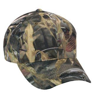 Fishouflage Camo Musky Adjustable Hat