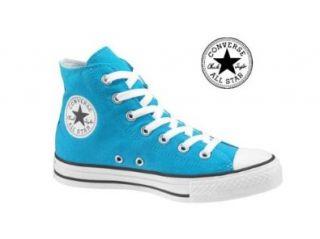 Converse Chucks Schuhe All Star Hi 114070. Farbe Vivid Blue Gr.48