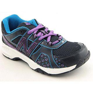 New Balance Girls KX416 Black Casual Shoes