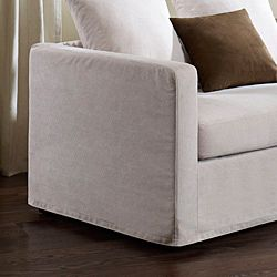 Harrison Off whie Slipcover Sofa