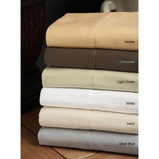 Andiamo 420 Thread Count Egyptian Cotton Sateen Sheet Set