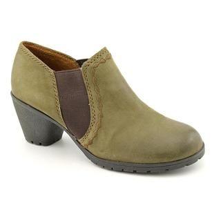Naturalizer Womens Garrett Nubuck Boots   Wide